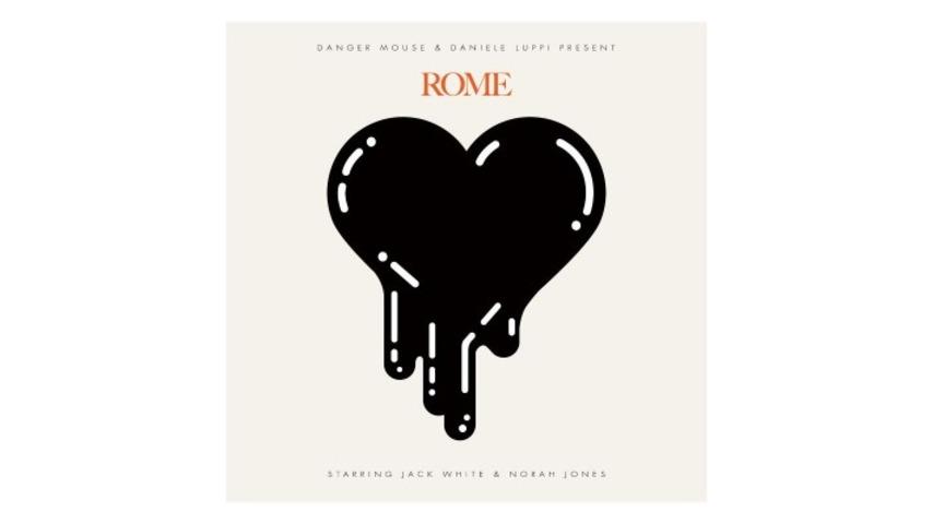 Danger Mouse & Daniele Luppi: <em>Rome</em>