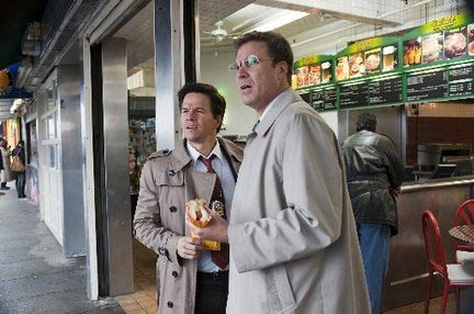 Will Ferrell and Mark Wahlberg Reuniting for <em>Turkey Bowl</em>