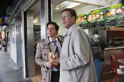 Will Ferrell and Mark Wahlberg Reuniting for <em>Turkey Bowl</em>