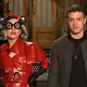 "<em>Saturday Night Live</em> Review: ""Justin Timberlake/Lady Gaga"""