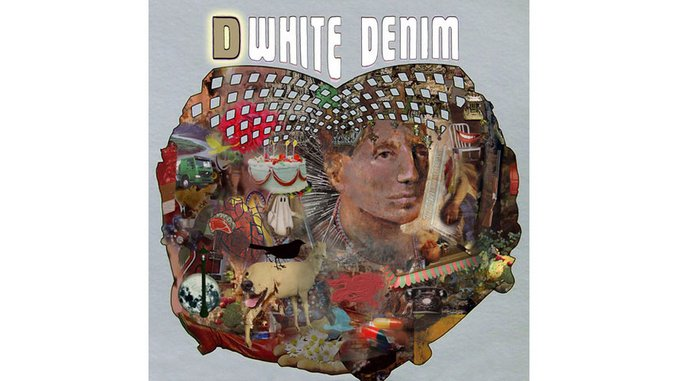 White Denim: <em>D</em>