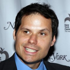 Michael Ian Black and Meghan McCain to Co-Author a Book