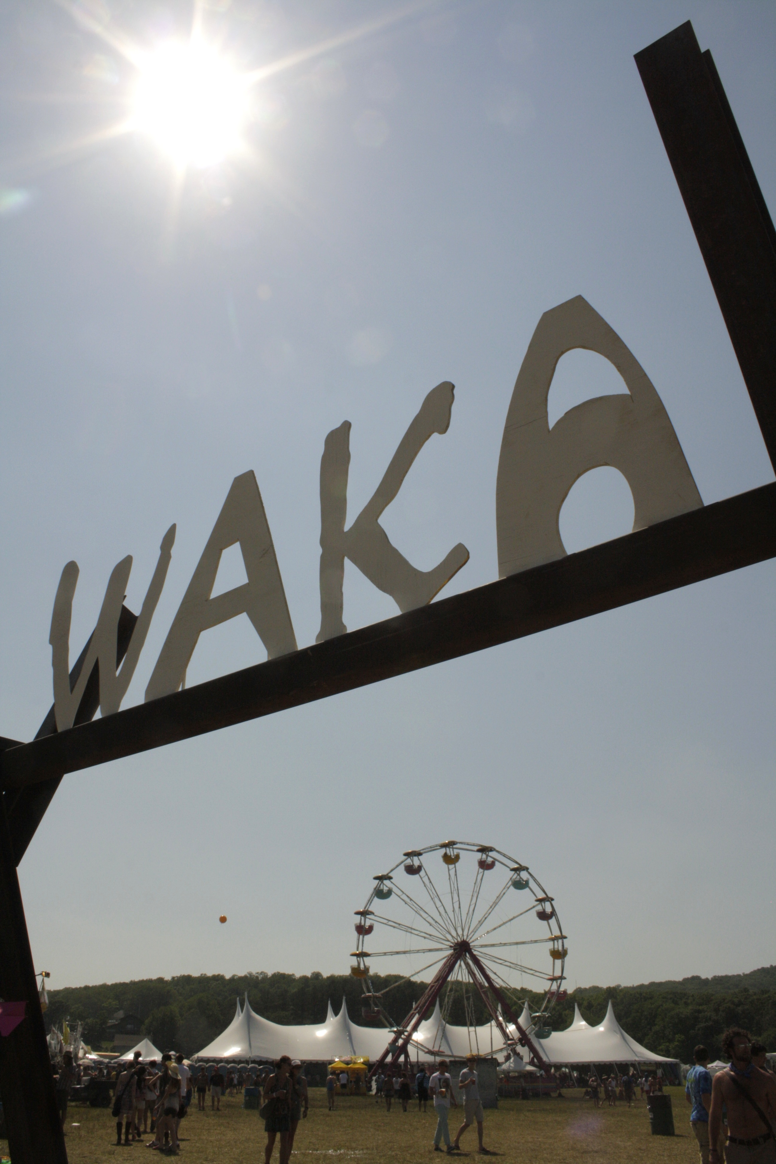 Wakarusa Music & Camping Festival Report and Photos: Day 3