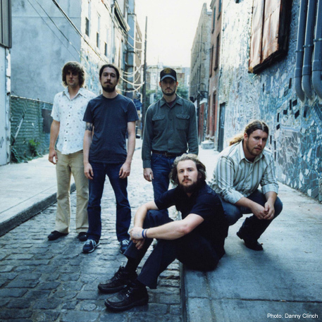 My Morning Jacket To Play Benefit Show for Tornado Victims
