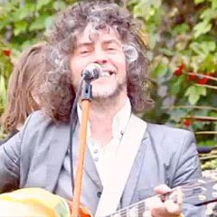 The Flaming Lips and Edward Sharpe Perform at a Cemetery