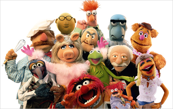 Ricky Gervais in Talks for <i>Muppets</i> Sequel
