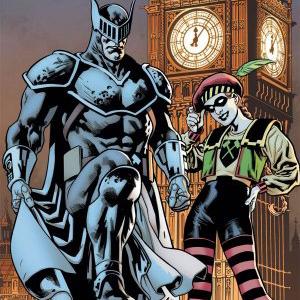 Graphic Novels & Comic Books