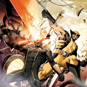Comic Book & Graphic Novel Round-Up (8/10/11)