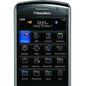 BlackBerry's RIM Plans to Launch Digital Music Service