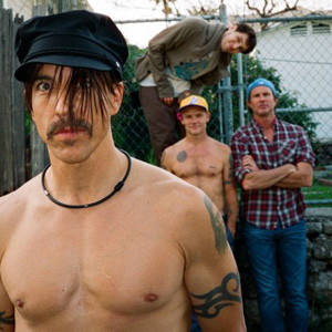 Red Hot Chili Peppers Stream New Album in Full on iTunes