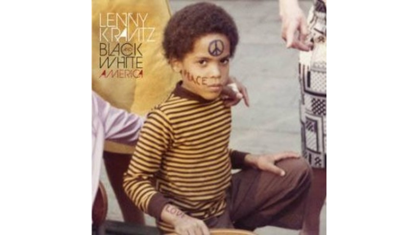 Lenny Kravitz: <i>Black and White America</i>