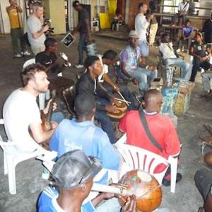 Damon Albarn to Release Benefit Album for Congo