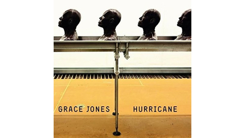 Grace Jones: <i>Hurricane</i>