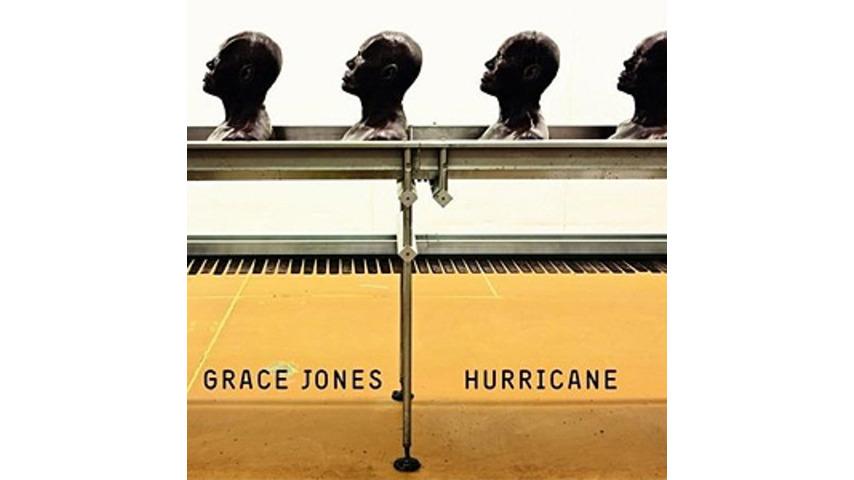 Grace Jones: <i>Hurricane</i>