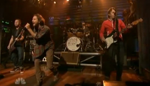 Pearl Jam Debuts New Song on <i>Fallon</i>, Gives It Away for Free