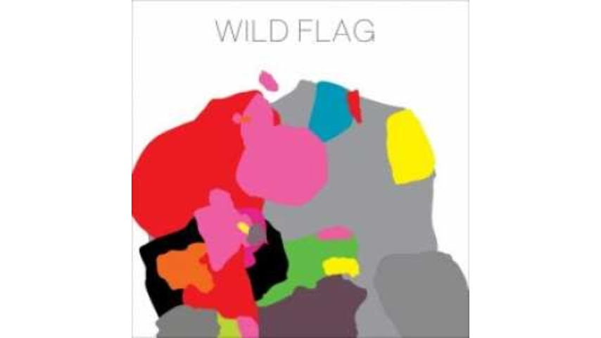 Wild Flag: <i>Wild Flag</i>