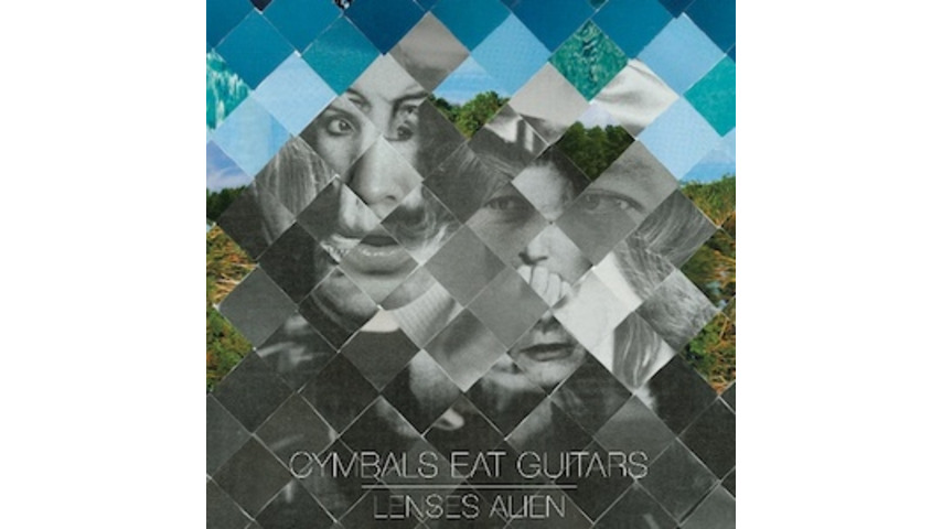 Cymbals Eat Guitars: <i>Lenses Alien</i>