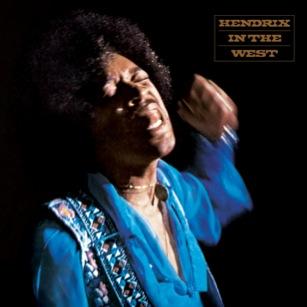 Jimi Hendrix: <i>Hendrix in the West</i>