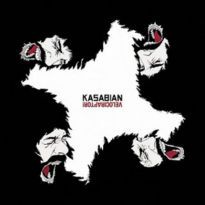 Kasabian: <i>Velociraptor!</i>