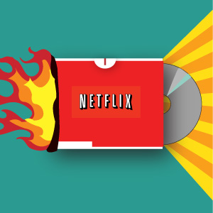 Netflix's Little Red Envelope