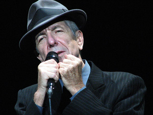 Leonard Cohen to Release Career-Spanning Box Set