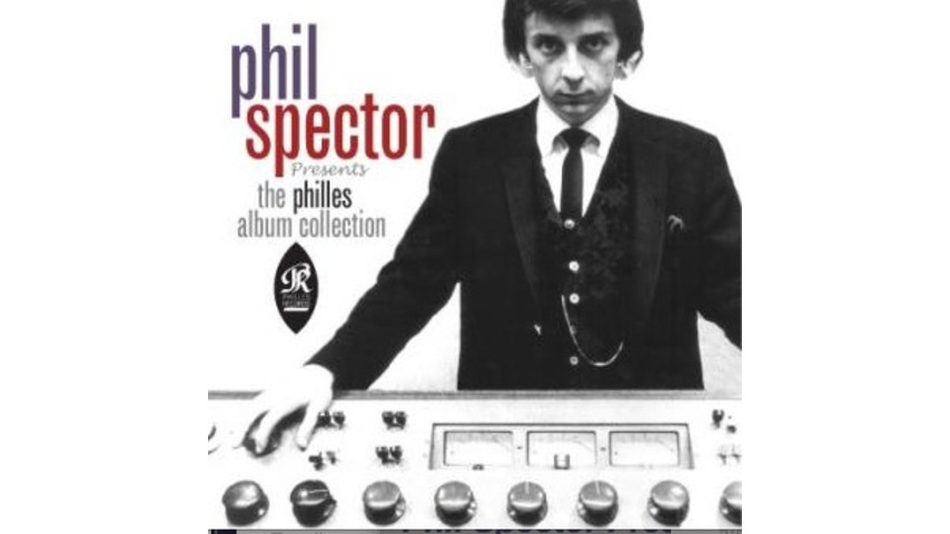 Various Artists: <i>Phil Spector Presents: The Philles Album Collection</i>