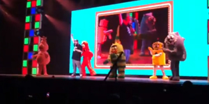 Watch Fucked Up's Damian Abraham Dance on <i>Yo Gabba Gabba!</i>