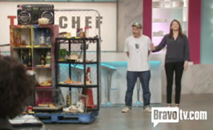 Beastie Boys' Ad-Rock Guests on Cooking TV Show, Holds Special Contest