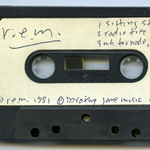 R.E.M. Cassette Demo from 1981 Leaks Online