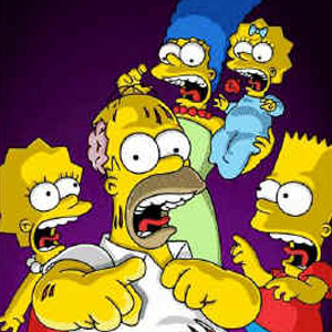 """Mayan Calendar Among Themes in This Year's <i>Simpsons</i> """"Treehouse of Horror"""""""