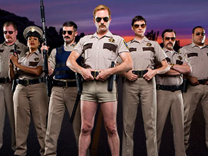 Netflix in Negotiations to Revive <i>Reno 911!</i>