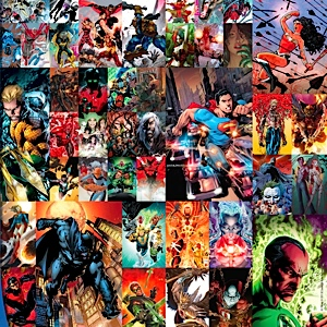 The New DC 52: A Look At All 52 First Issues