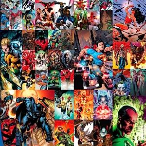The New DC Comics 52