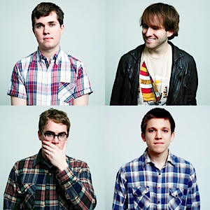 Surfer Blood: The Thank-You EP