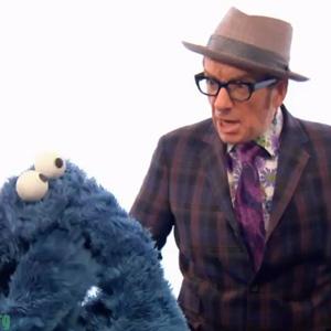 Watch Elvis Costello Perform on <i>Sesame Street</i>