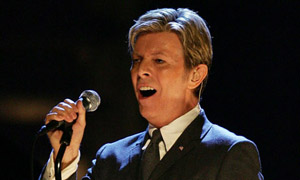 """David Bowie Reveals """"Work Flow Chart"""" for <i>The Next Day</i>"""