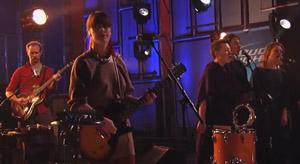 Watch Feist's Performance on <i>Jimmy Kimmel</i>