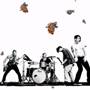 """Watch Red Hot Chili Peppers' Video for """"Monarchy of Roses"""""""
