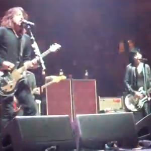 Foo Fighters and Joan Jett to Play <i>Letterman</i> Tonight