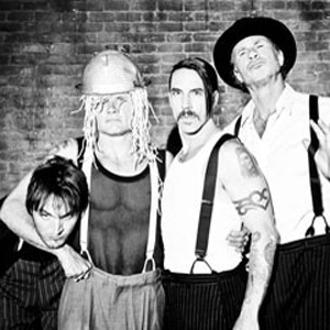 Red Hot Chili Peppers Announce North American Tour Dates