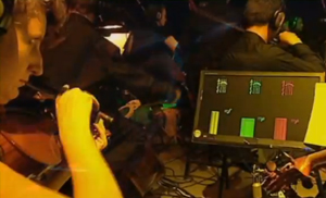 Watch Aphex Twin Conduct an Orchestra by Remote Control