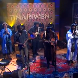Watch TV on the Radio and Tinariwen Join Forces on <i>Colbert</i>