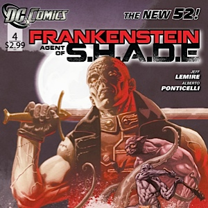 <i>Frankenstein</i> Issue 4: Exclusive Preview