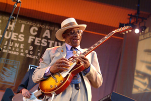 Mick Jagger and Keith Richards Will Pay for Hubert Sumlin's Funeral