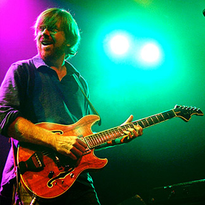 Trey Anastasio Working on Solo Album with Members of The National and Mates of State