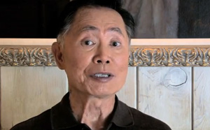 George Takei Urges Sci-Fi Nerds to Unite Against &lt;i&gt;Twilight&lt;/i&gt;