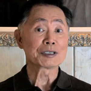 George Takei Urges Sci-Fi Nerds to Unite Against <i>Twilight</i>