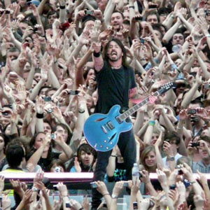 Foo Fighters Concert Causes Earthquake-Level Tremors