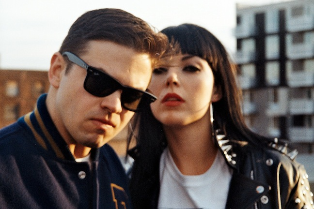 """Hear a New Sleigh Bells Track, """"Born to Lose"""""""