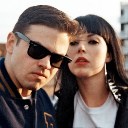 Sleigh Bells Announce February Tour Dates